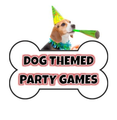 Dog Themed Birthday Games | need dog themed birthday party games and activities