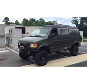 Sportsmobile Van With Ujoint Offroad 4x4 Conversion  YouTube