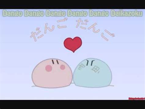 dango daikazoku music box version dango daikazoku music box version youtube