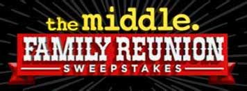 Family Reunion Sweepstakes - dickey s barbecue pit the middle family reunion sweepstakes rules