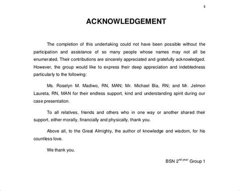 Acknowledgement Letter For Event 40 free acknowledgement letter templates pdf sle formats