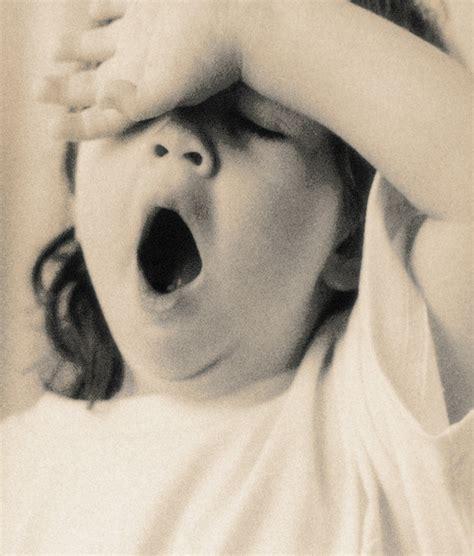 what does it when a yawns yawning much rainwear