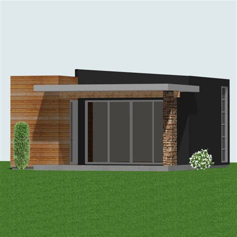 tiny guest house plans small guest house plan backyard studio houseplan