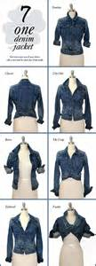 20 style tips on how to wear a jean denim jacket for any