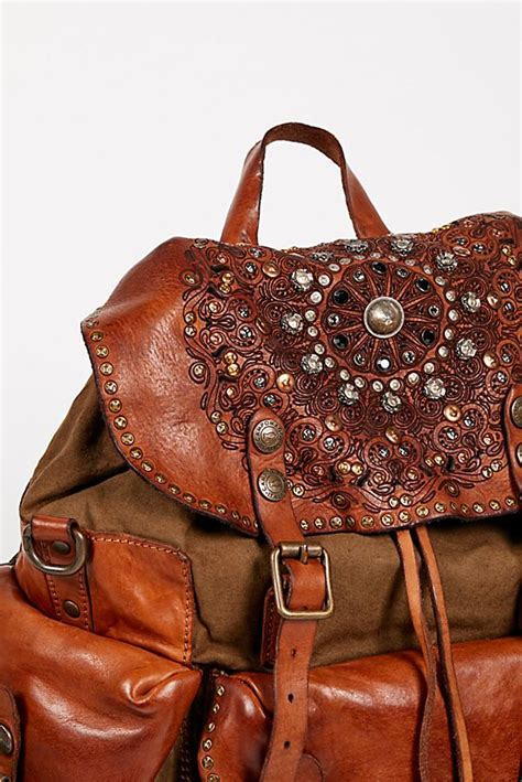 Embellished Backpack trieste embellished backpack free