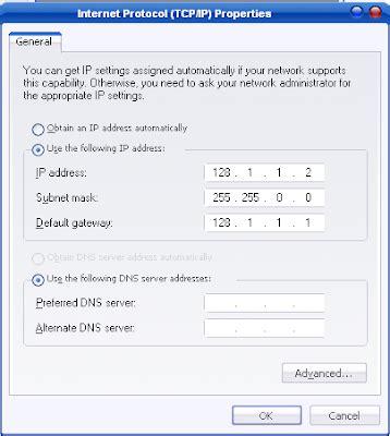 cara membuat jaringan lan dengan modem cara membuat pc router dengan windows xp menggunakan 1 lan