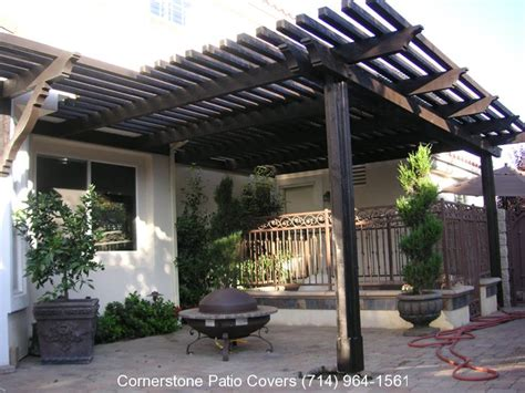 shade patio covers cornerstone patio covers decks