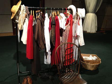 Costume Racks by Day 4 D Horner