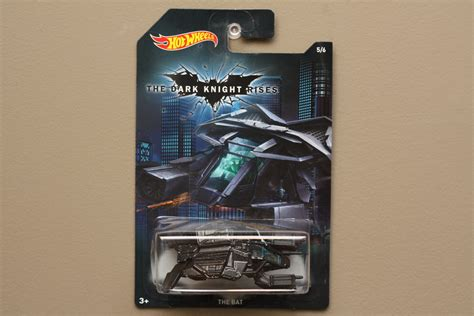 Diecast Hotwheels Batman The Bat Ah118 wheels 2015 batman series the bat