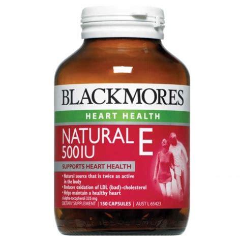 Suplemen Vitamin E jual blackmores vitamin e 1000iu 100 kapsul harga termurah vitamin australia untuk