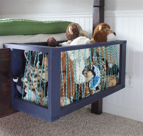 Squished Animal Cd Holder Because You Like Be by Stuffed Animal Storage Shades Of Blue Interiors