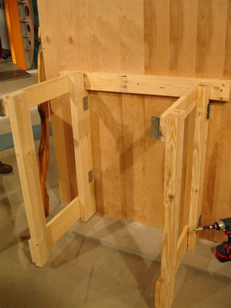 fold  workbench  tos diy
