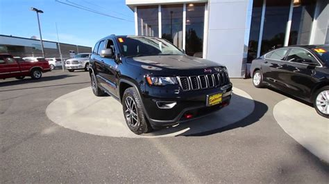 jeep trailhawk blacked out 2017 jeep grand trailhawk black