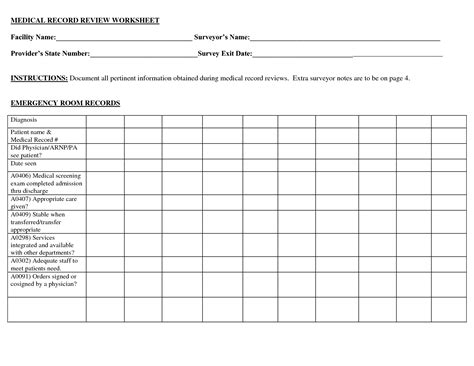 Records Review Best Photos Of Chart Review Template Blank Vital Sign Chart Chart