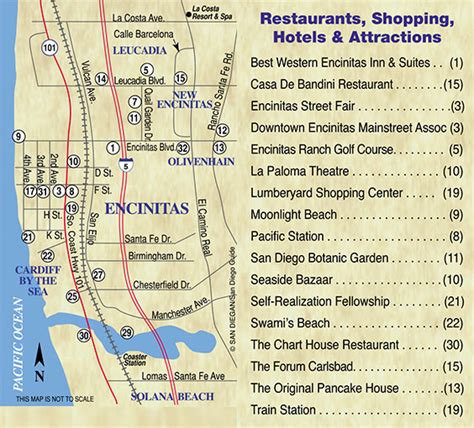 california map encinitas the original pancake house with five locations serves the