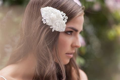 Percy Handmade - percy handmade bridal headpieces bridal musings