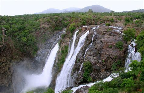 shivanasamudra falls india images  detail xcitefunnet