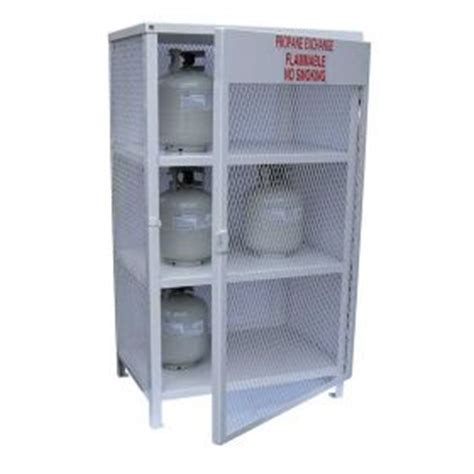 What Is The Shelf Of Propane by Beacon World Class Propane Storage Cabinet Propane