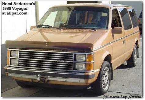 1985 dodge caravan 1985 dodge caravan grand caravan i