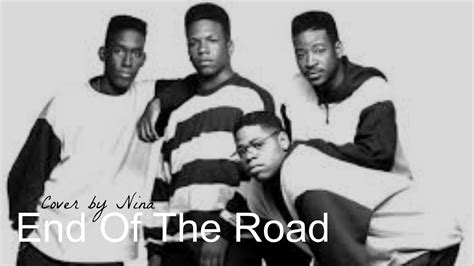 boys men end of the road mp end of the road by boyz ii men nina s cover youtube