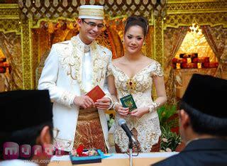 gossip oh murai dari biji mata yang nakal gambar pernikahan ashraf