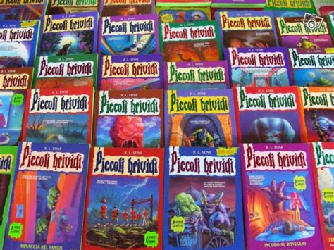 la libreria mistero episodi tutti i libri di piccoli brividi da leggere gratis