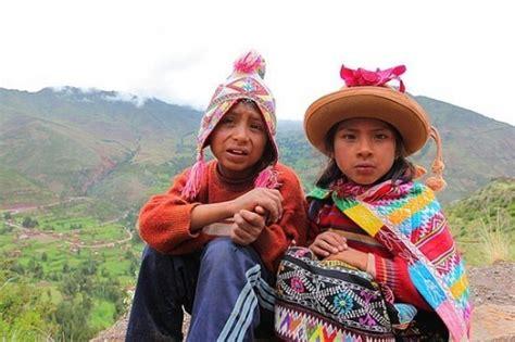 imagenes de la familia en quechua qu 233 es el quechua