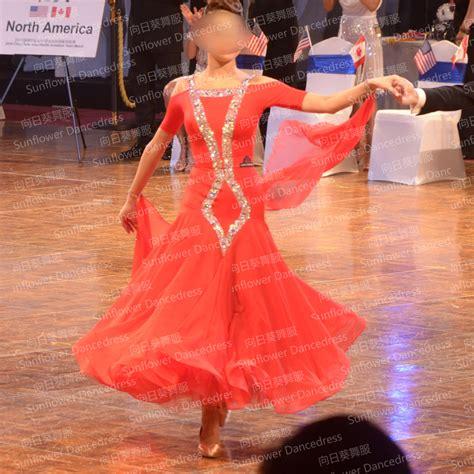 design contest tango new ballroom dancing dress newest design woman modern
