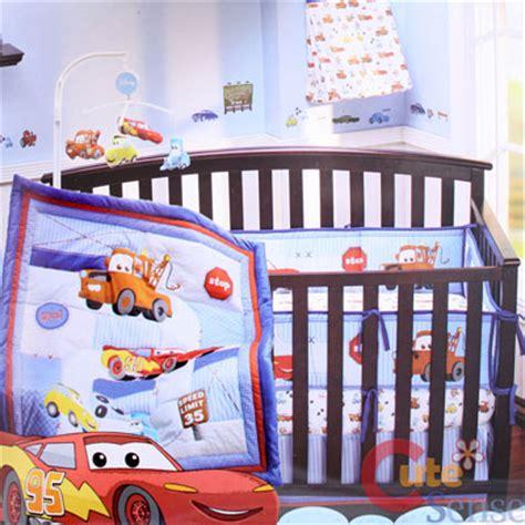 Disney Cars Crib Bedding Set Ebay Tipscheap Baby Bedding Sets Gps Products