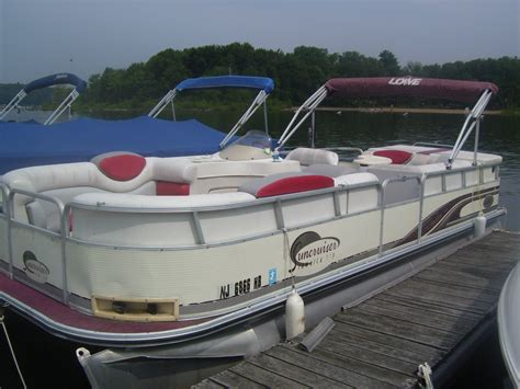 lowe pontoon boat mooring cover lowe 220 boat for sale from usa