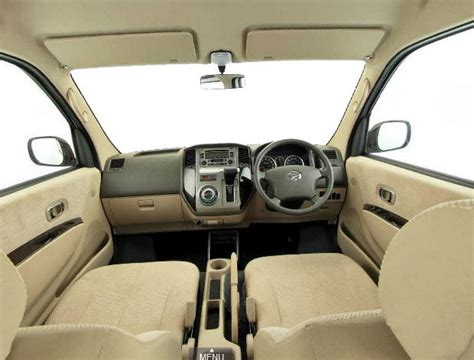 Karpet Mobil Luxio harga mobil daihatsu lung terbaru 2015 luxio lung
