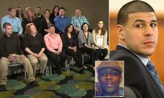 aaron hernandez lawyers call for his guilty verdict to be