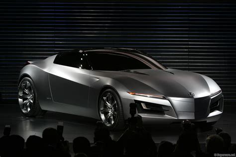 2007 acura advanced sports car concept gallery gallery