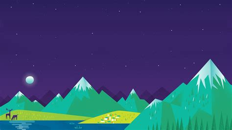 google mountain wallpaper download wallpapers download 1920x1080 night android