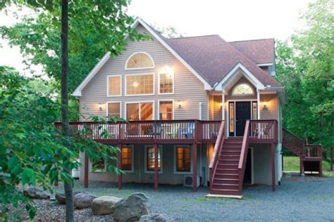 cottages for rent in pocono mountain pa small house