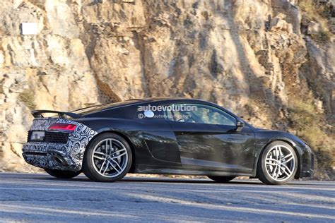 Audi R8 2019 by Spyshots 2019 Audi R8 Gt Flaunts Two Oval Exhaust