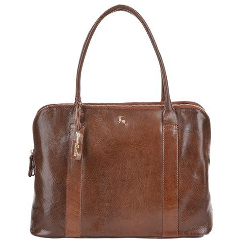big leather large leather handbag bridge vt womens brown handbags