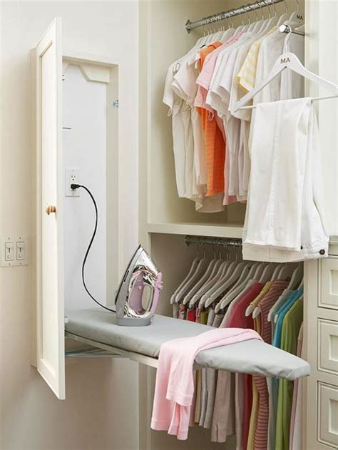 Ironing Closet by Creative Ironing Board Ideas For Your Work Space The