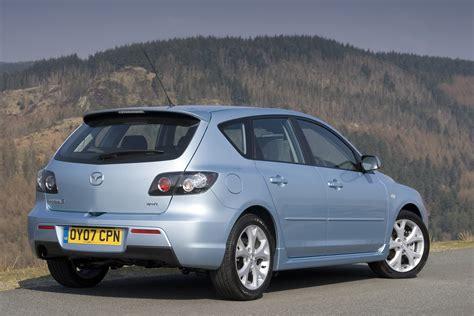 2007 mazda 3 hatchback review mazda 3 hatchback 2004 2008 photos parkers