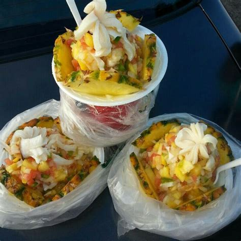 couch salad tropical conch salad home sweet home bahamas