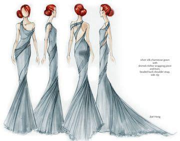 zoe hong fashion illustration 39 best croquis images on fashion