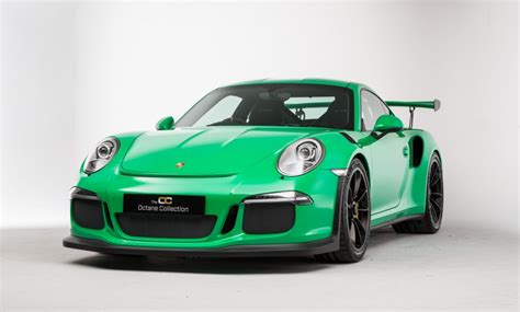 porsche gt3 green rs green porsche 991 gt3 rs spotted for sale