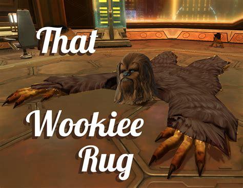 Wookie Rug by Ravalation Lotro Should You Pre Order Helm S