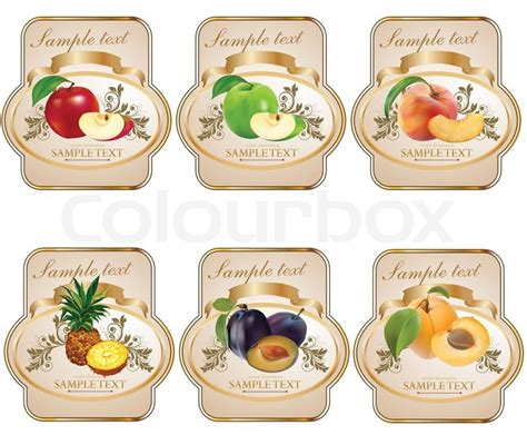 Supplier Prety Wkwk By Chery label for product stock vector colourbox