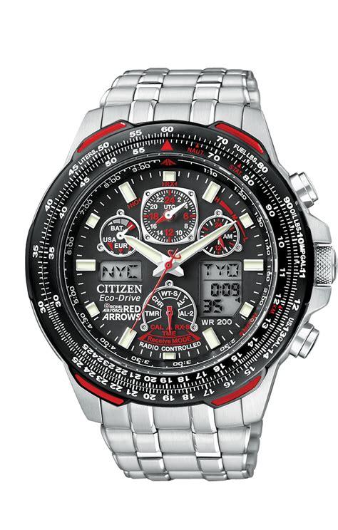 My Dream Watch 2: Citizen Eco Drive Red Arrows Skyhawk A T   Adamok.Net