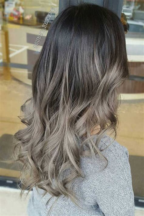 gray ombre hair process 25 best ideas about silver ombre hair on pinterest