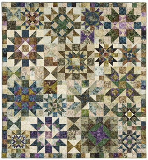Calendar Quilts Block Of The Month River Rock Block Of The Month
