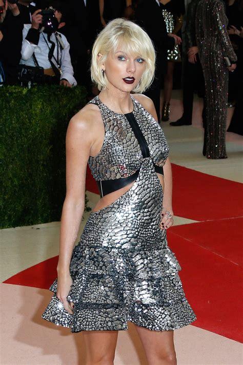 X Machina by Met Gala 2016 Taylor Swift In Louis Vuitton Tom Lorenzo
