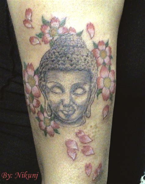 buddha head tattoo designs buddha tattoos