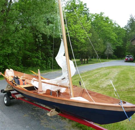 rowing boats trailers for sale beautiful wooden sailing rowing boat plus trailer hand